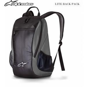 alpinestars(アルパインスターズ) リュック LITE BACK PACK ブラックチャコール|t-joy