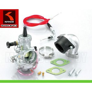 【KLX110】KITACO(キタコ)ミクニVMφ26 ビッグキャブキット 110-4022003・110-4022013|t-joy