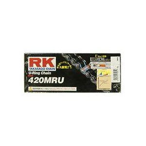 RK ドライブチェーン 420MRU 110L  STDスタンダード|t-joy