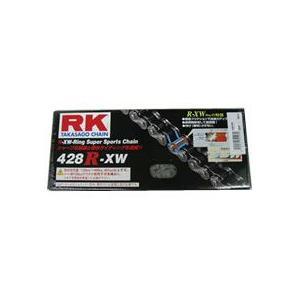 RK ドライブチェーン 428R-XW 130L  STDスタンダード|t-joy