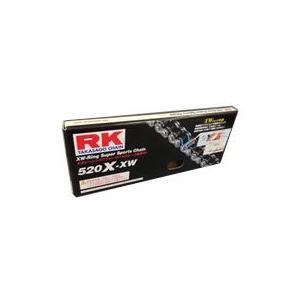 RK ドライブチェーン 520X-XW 120L  STDスタンダード|t-joy