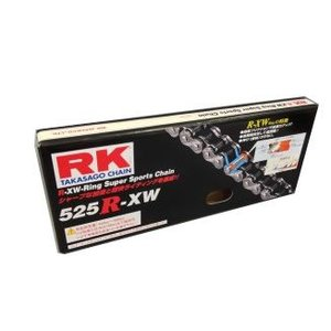 RK ドライブチェーン 525R-XW 110L  STDスタンダード|t-joy