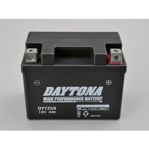 DAYTONA (デイトナ) ハイパフォーマンスバッテリー DYTZ5S    98309|t-joy