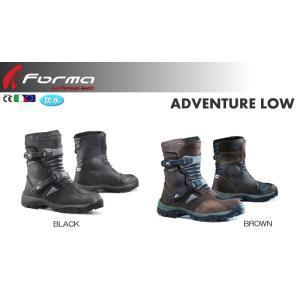 Forma(フォーマ) ツーリングブーツ ADVENTURE LOW/アドベンチャー ロー|t-joy