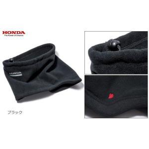 HONDA(ホンダ) ウインドストップマルチチューブウォーマー ブラック 0SYES-S9B-KF|t-joy
