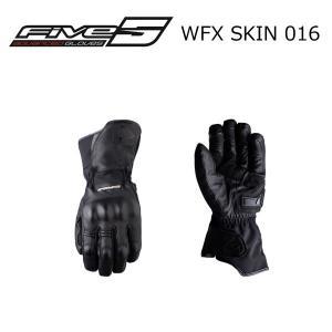 FIVE(ファイブ)ウィンターグローブ WFX SKIN 016 BLACK|t-joy