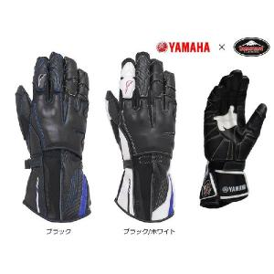 【特価】【2014-2015 秋冬モデル】YAMAHA(ワイズギア) MOTOウインターレーシンググローブ YAG39-K ☆|t-joy