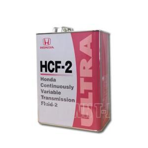 HONDA(ホンダ)純正トランスミッションフルード (新型CTV専用) ウルトラHCF-2 4L缶 08260-99964|t-joy