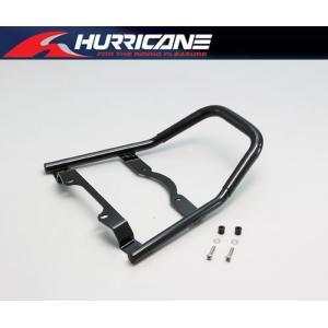 【ハリケーン】XSR700(17- RM22J)用タンデムグリップ ブラック HA6317B|t-joy
