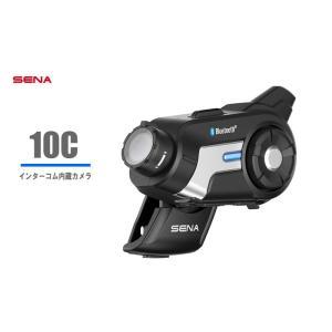 【国内正規品】【ポイントアップ】SENA(セナ) カメラ内蔵インターコム 10C【国内正規品】|t-joy