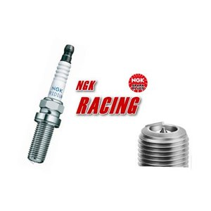NGKレーシングプラグ【正規品】 R2558E-10 一体形 (97278)★ t-joy