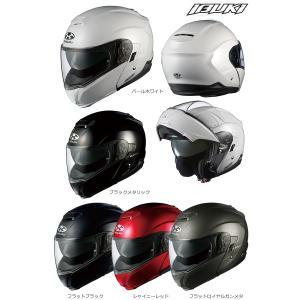 OGK(オージーケーカブト) システムヘルメット IBUKI (イブキ)|t-joy