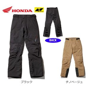 【秋・冬モデル】防水!! Honda×RSタイチ マトリックスオーバーパンツ TP-P28|t-joy