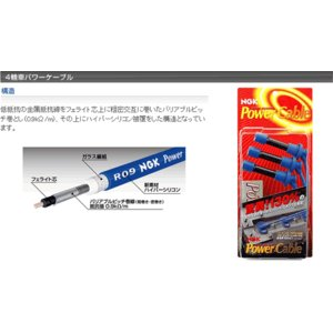 NGKパワーケーブル【正規品】 19F|t-joy