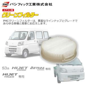 エアコンフィルター パシフィック工業 【PMC】 クリーンフィルター  Bタイプ PC-604B|t-joy