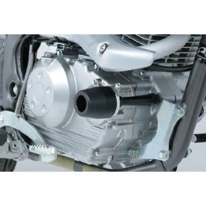 DAYTONA(デイトナ) KLX125/D-TRACKER125 エンジンプロテクター 【79964】|t-joy