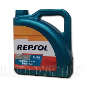 REPSOL(レプソル) マルチバルブ 10W40   4L(007053)|t-joy