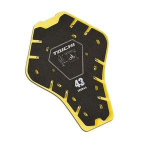 RSタイチ(アールエスタイチ) TRV044 TAICHI CE バックプロテクター  43  56...