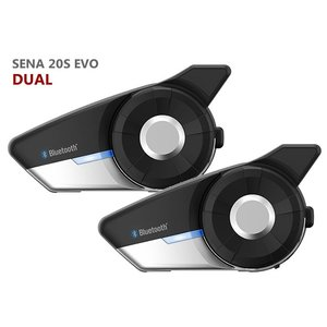 【国内正規品】【ポイントアップ】SENA(セナ)セナ・インターコム 20S EVO デュアル 20S-EVO-01D|t-joy