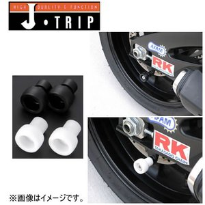 【J-TRIP】(Jトリップ) JT-107シリーズ V受け用フックボルト JT-107D-P ホワイト/ブラック|t-joy