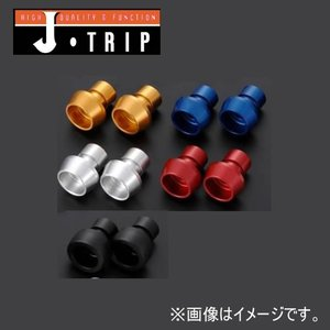 【J-TRIP】(Jトリップ) JT-107シリーズ V受け用フックボルト JT-107D シルバー/ブラック/ブルー/レッド/ゴールド|t-joy
