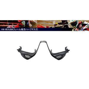 SWANS (山本光学)スワンズゴーグル RUSHフレーム専用 ハーフマスク【HM-R】|t-joy