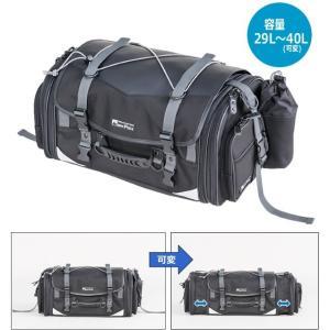 TANAX(タナックス) ミドルフィールドシートバッグ MFK-233(ブラック)|t-joy