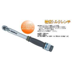 ナンカイ 精密トルクレンチ(9.5mm角) NL-630|t-joy