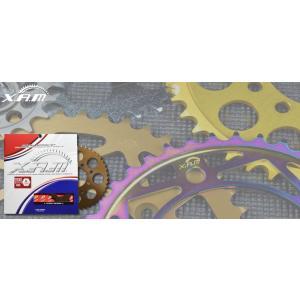XAM(ザム スプロケット)  415CONVERT 415-CBR/GSX A1109X 46T ※レース専用|t-joy