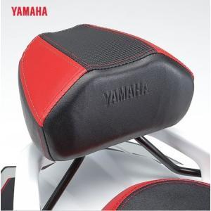 YAMAHA(ワイズギア) シグナスX(B8S1)用アクセサリー バックレストキット Q5KYSK119E01|t-joy