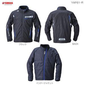 YAMAHA(ワイズギア)×RSタイチコラボ YAF61-R レーサーオールシーズンジャケット t-joy