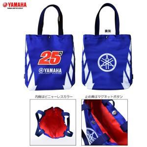 YAMAHA VR46 トートバッグ ビニャーレス Q1GYSK4210MV|t-joy