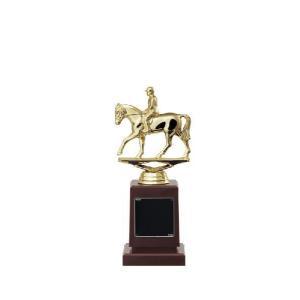 乗馬用に樹脂でボールを再現したトロフィーです。乗馬、馬競技の表彰にご使用いただけます。 ◆樹脂製  ...