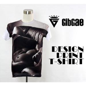 Tシャツ メンズ 半袖 GibGae セクシーソファー M ...