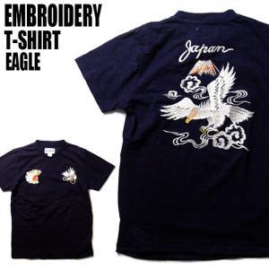 5a6bd6e21a628 Item title 和柄 刺繍 tシャツ 半袖 鷲 日本 japan 和風 メンズ レディース 和.