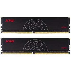 XPG Hunter デスクトップPC用ゲーミングメモリ PC4-21300 DDR4-2666 8GB×2枚 AX4U266638G16-HTDの画像
