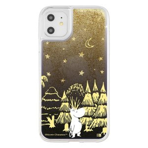iPhone11 iphone XR ケース ムーミン ラメ グリッターケース / ムーミン アイフォン11 アイフォンxr カバー キラキラ グリッター 父の日|t-mall-tfn