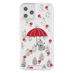 iPhone11Pro ケース ムーミン ラメ グリッターケース / リトルミイ アイフォン11pro カバー キラキラ グリッター 父の日|t-mall-tfn