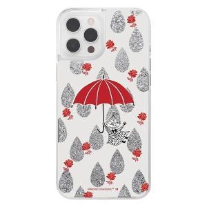 iPhone12 Pro Max ケース ムーミン ラメ グリッターケース / リトルミイ アイフォン12pro max カバー キラキラ グリッター 父の日|t-mall-tfn