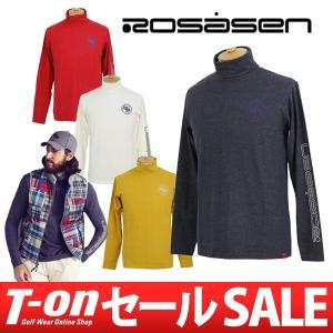 ハイネックシャツ メンズ ロサーセン Rosasen 2017 秋冬 ゴルフウェア|t-on