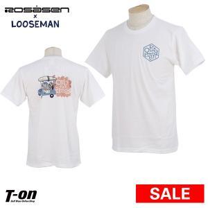 ロサーセン ROSASEN×ルーズマン LOOSEMAN メンズ 実寸サイズ M(48) 身幅49c...