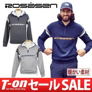 パーカー メンズ ロサーセン Rosasen 2017 秋冬 ゴルフウェア|t-on