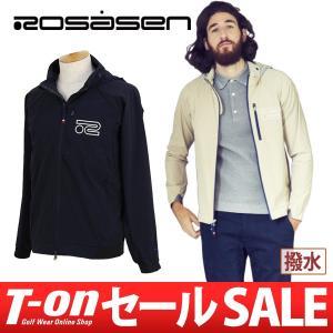 2017 秋冬 ロサーセン Rosasen 撥水ブルゾン ゴルフウェア メンズ|t-on