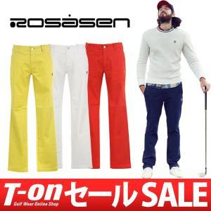 2017 秋冬 ロサーセン Rosasen ロングパンツ ゴルフウェア メンズ|t-on