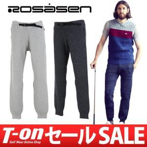 2017 秋冬 ロサーセン Rosasen パンツ ゴルフウェア メンズ|t-on