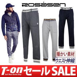 パンツ メンズ ロサーセン Rosasen 2017 秋冬 ゴルフウェア|t-on