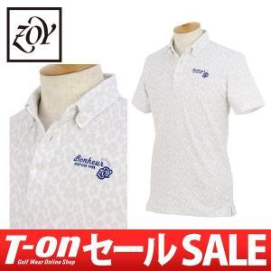 【30%OFFセール】2017 秋冬 ゾーイ ZOY ポロシャツ ゴルフウェア メンズ t-on