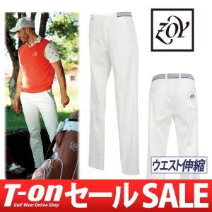 【30%OFFセール】パンツ メンズ ゾーイ ZOY 2017 秋冬 ゴルフウェア t-on