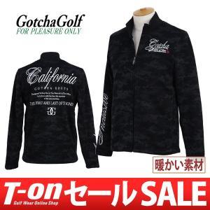 【20%OFFセール】ブルゾン メンズ ガッチャゴルフ GOTCHA GOLF2017 秋冬 ゴルフウェア|t-on