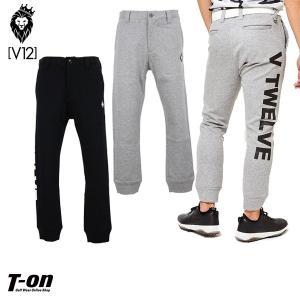 メンズ商品詳細  ゴルフウェア ブランド名 V12 ゴルフ ヴィ・トゥエルブ 商品名 パンツ ロング...